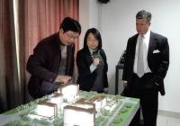 增进交流,共促发展----美国丹纳赫(上海)企业有限公司总裁到医院访问