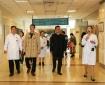 简阳市卫计局到我院考察学习法治医院建设工作