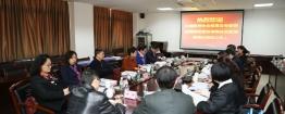 我院接受中国医师协会中医住院医师规范化培训基地检查