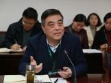 科文斯全球副总裁毕红钢一行到北京赛车我院交流