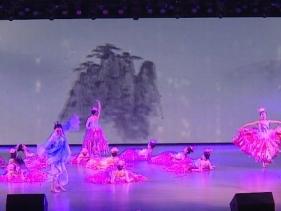 我院舞蹈《江山如画》参演市卫计委文艺汇演