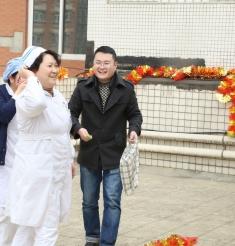 我院举行新春游园活动