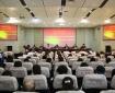 我院召开第三届职工代表大会第十四次会议暨第三届工会会员代表大会第十四次会议