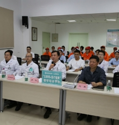 助力区域医疗协同发展我院首次成功开展远程教学培训