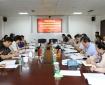 四川省中医药管理局专家对我院国家级区域中医(专科)诊疗中心入选项目现场复核