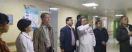 推动框架合作协议成果落地 市一医院和市妇儿中心医院联合太阳 城集团网址33138组召开首次合作对接会议