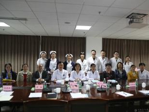 我院接受国家呼吸与危重症医学科规范化建设实地评审检查