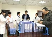 市中西医结合医院开展三甲中医医院周期性评审迎检工作