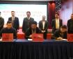 我院与德格县藏医院签订藏医药开发合作协议