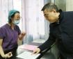市中西医结合医院开展春节前安全生产检查