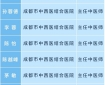 喜讯!成都市中西医结合医院9人名当选四川省名中医!