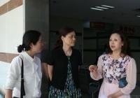 綿陽市衛健委李曉林副主任一行到市中西醫結合醫院考察交流