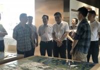 趙聰院長帶隊到高新區對接成都天府國際空港新城三級醫院項目建設工作