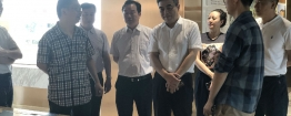 赵聪院长带队到高新区对接成都天府国际空港新城三级医院项目建设工作