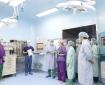 成都市中西医结合医院第三住院楼麻醉科、手术室和重症医学科(ICU)正式试运行