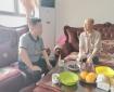 成都市中西医结合医院走访慰问离休退役军人