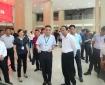 云南迪庆藏族自治州政府代表团 到成都市中西医结合医院调研