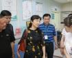 國家衛健委醫政醫管局馬渝組長一行來到市中西醫結合醫院調研
