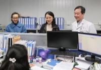 成都⌒市广东福彩网医结合医院院领导深入一线 强王中王开奖结果化医院科学管理