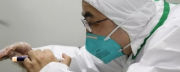 新型肺炎一线医生:有信心战胜冠状病毒!我们就在市一医院过春节