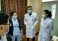 成都市中西医结合医院(市一医院)传达落实各项工作要求坚决打赢疫情防控阻击战