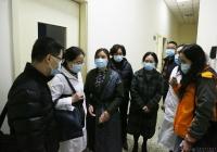 成都市中西医结合医院赴邛崃市医疗中心医院对接考察