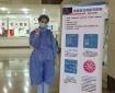 亚洲通,亚洲通官网各科室医护人员,面对疫情,义无反顾,逆风前行!