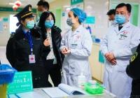 四川省卫生和计划生育监督执法总队到我院现场督查