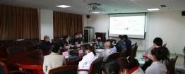 成都市中西医结合医院召开2020年申报市科技局新冠肺炎防控专项项目推进会