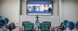 """成都市中西医结合医院""""5G+中医药""""远程会诊武汉方舱医院患者获得央视报道"""