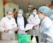 成都市中西医结合医院新冠肺炎防控工作领导小组开展全院防疫工作检查