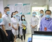 市卫健委陈沙宁副主任一行到拉斯维加斯3499线路督查医疗质量安全