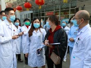 工作动态 | 市卫健委到成都市中西医结合医院开展调研指导工作