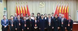 中国共产党成都市第一人民医院第七次代表大会胜利召开