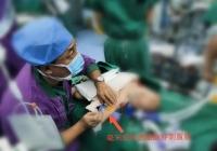 名医名院   爱与奇迹!5个月大的娃娃,成都市中西医结合医院心脏外科团队再创低龄心外纪录!