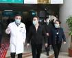工作动态 | 市卫健委谢强主任一行到成都市中西医结合医院开展看望慰问和安全生产督查工作