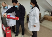 工作动态 | 市卫健委陈沙宁副主任督查成都市中西医结合医院安全生产工作