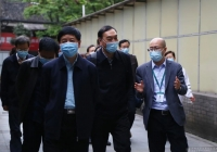 工作動態 | 江蘇省政府參事室領導一行到成都市中西醫結合醫院調研