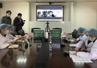 【人民日报】四川首次5G中医会诊连线方舱医院