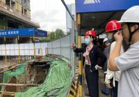 医院开展节前项目建设专项督察